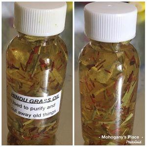 Hindu Grass Oil